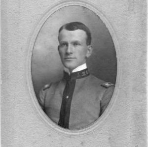 Laban Miles Hoffman, Jr. portrait