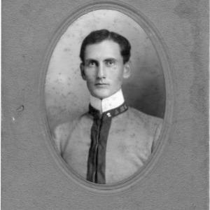 Joel Watkins Bullock portrait