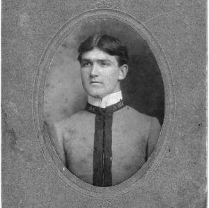 Will Upchurch portrait