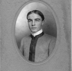 Archie Carraway Wilkinson portrait