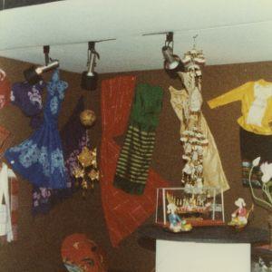 Booth at international fair