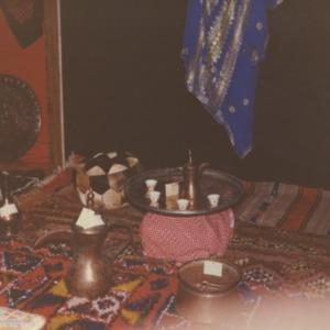 Arab World booth at international fair
