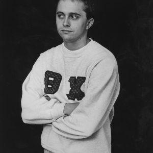 Frank Williams portrait