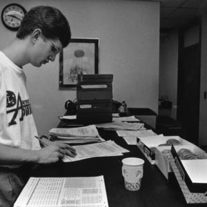 Andrew Leipens sorting exams