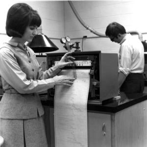 Students in laboratory