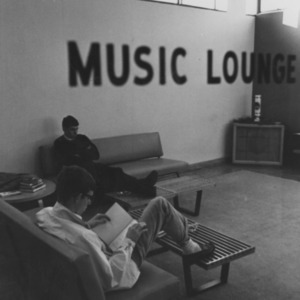 Erdahl-Cloyd Union music lounge