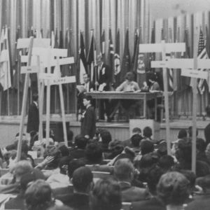 Mock United Nations Assembly