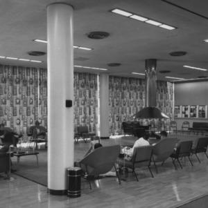 Erdahl-Cloyd Student Union lounge