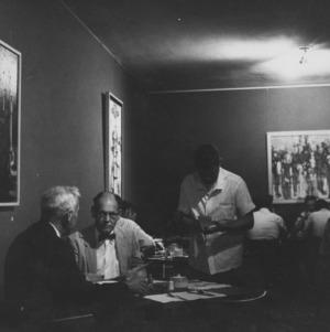 Dining area at Erdahl-Cloyd Union