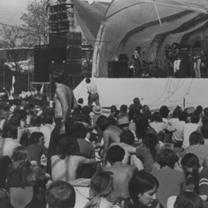 All-Campus outdoor concert