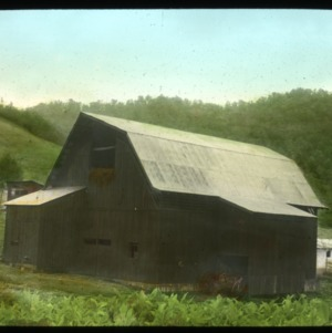 Barn and farm