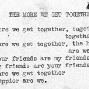 """The More We Meet Together"" - 4-H Club song lyrics"