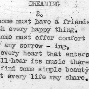 """Dreaming"" part 2 - 4-H Club song lyrics"