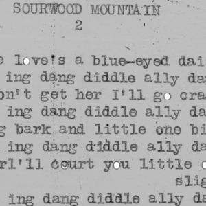"""Sourwood Mountain"" part 2 - 4-H Club song lyrics"