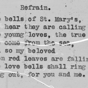 """The Bells Of Saint Mary's"" (refrain) - 4-H Club song lyrics"