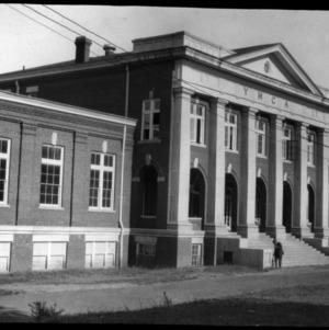 Y. M. C. A. building