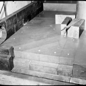 Nuclear Reactor under construction