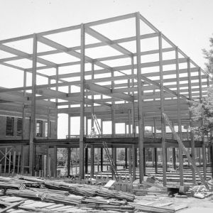 Construction of New Mechanical Engineering Building