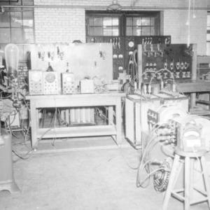 Dynamo laboratory at Daniels Hall