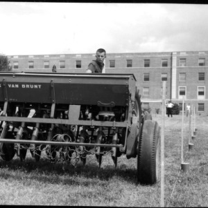 4-H Tractor Driving Contest