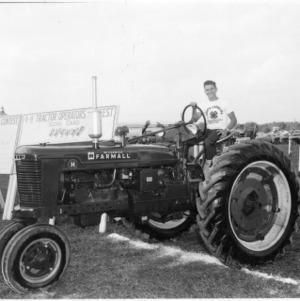 4-H Tractor Operator