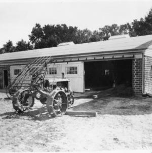 Belt Drive Tractor Power