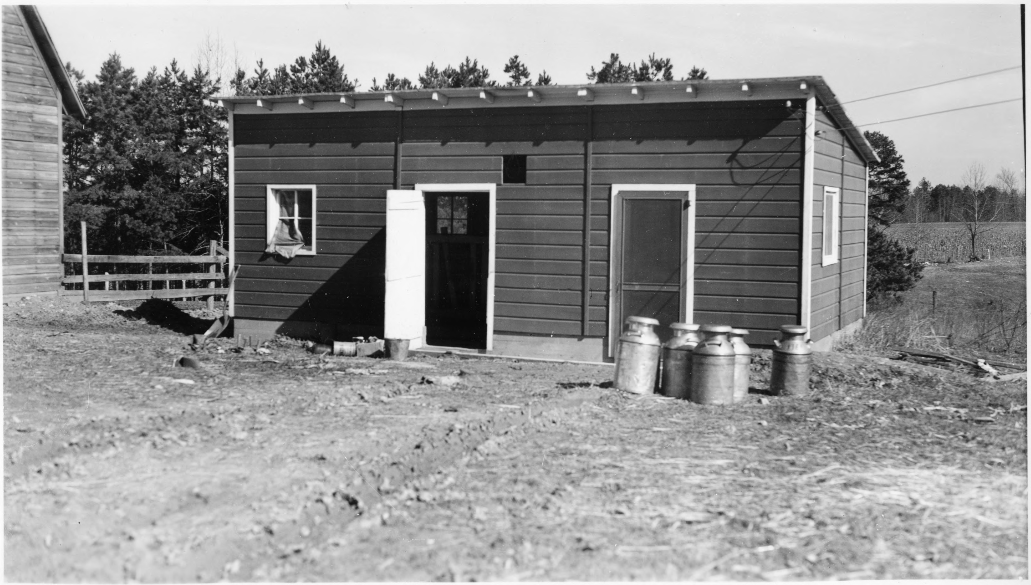 Woodworking Central Small Dairy Barn Plans