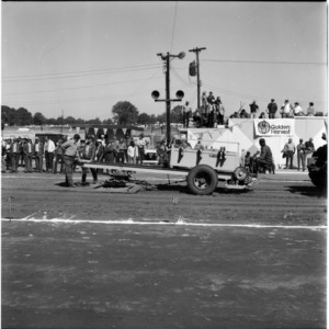 Tractor Pulling Contest