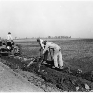 Agricultural Field Preparation