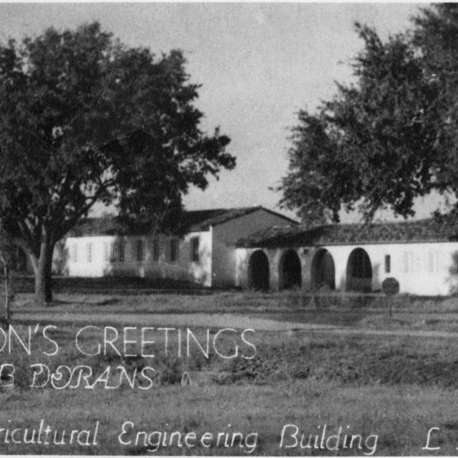 E. B. Doran New Agricultural Engineering Building, Louisiana State University