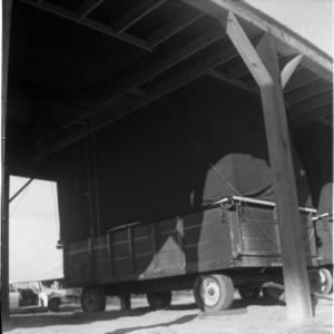 Wagon storage
