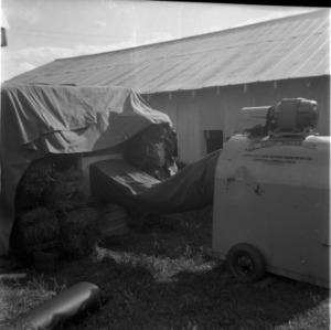 All-Crop Drier Jr. hay drier
