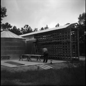New peanut curing facilities
