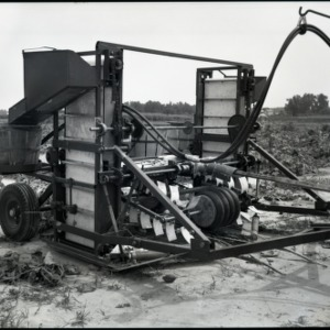 Agricultural Machinery for Crop Harvesting