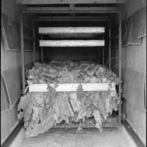 Tobacco Storage Shed