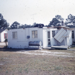 """Hazel"" Damage, 1954"