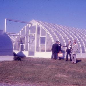 H.A. Jaitne, Greenhouses, 1962 - 1963