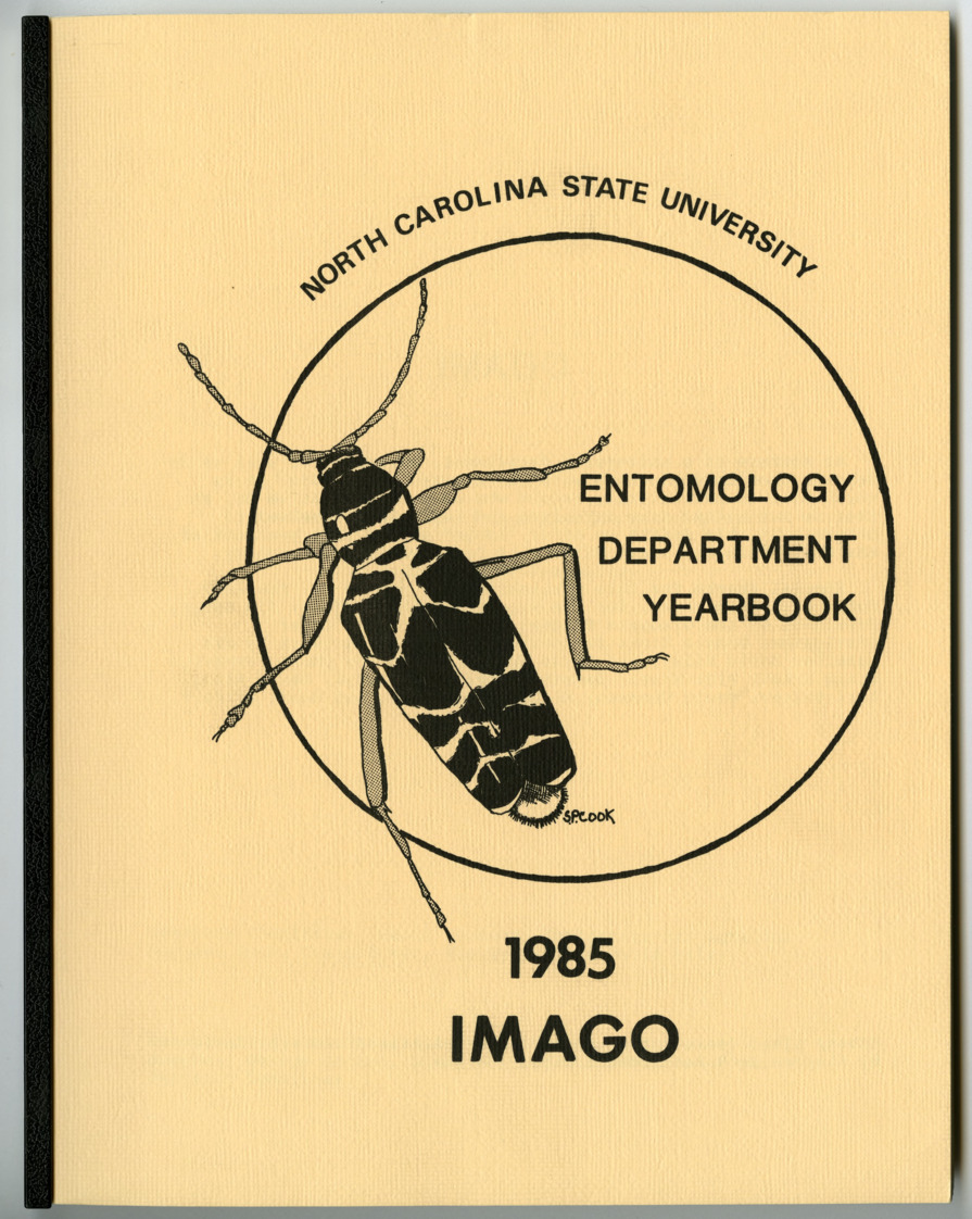 North Carolina State University Entomology Department Yearbook, 1985