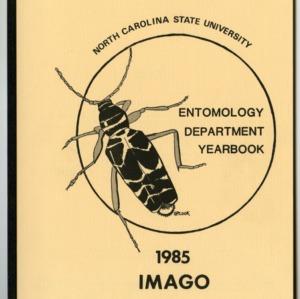 North Carolina State University Entomology Department Yearbook, 1985