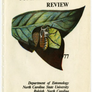 Department of Entomology Comprehensive Review, 1977