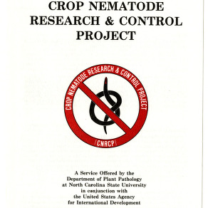 Crop Nematode Research & Control Project :: Publications