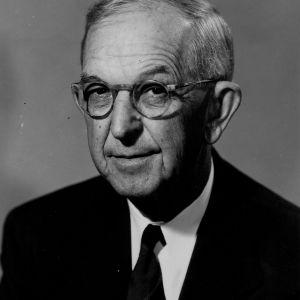 I. O. Schaub portrait