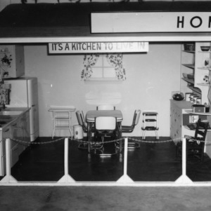 It's a Kitchen to Live In exhibit at NC State Fair