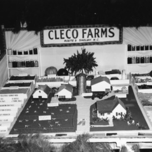 Cleco Farms exhibit at NC State Fair
