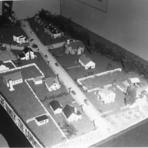 Model Community exhibit at NC State Fair