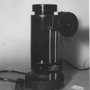 Microscope for red blood cell study