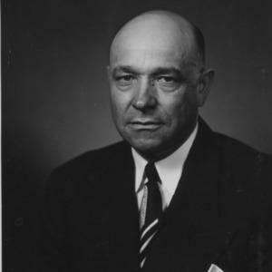 J. W. Jeffries portrait