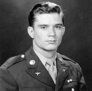 Air Force ROTC Graduate Charles E. Smith portrait