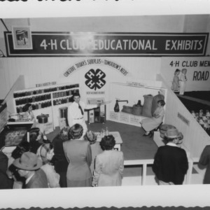 4-H Club Booths State Fair