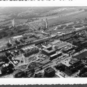 Air campus views